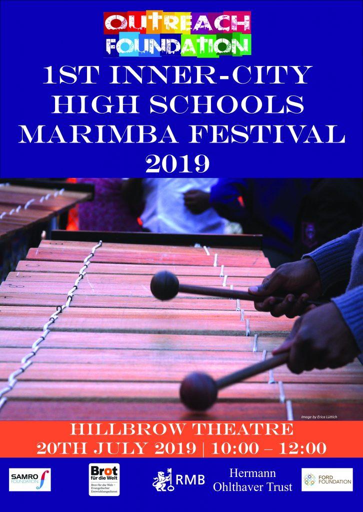 Outreach Foundation's 1st Marimba Inner High School festival